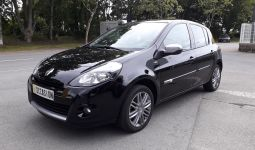 RENAULT CLIO III NIGHT & DAY TCE 100