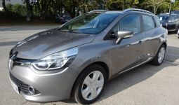 RENAULT CLIO IV ESTATE BUSINESS 1.5 DCI 90cv 82G  de co²