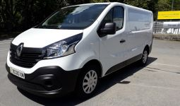 RENAULT TRAFIC L1H1 GRAND CONFORT DCI 125