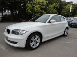 BMW SERIE 1 COUPE 116 D EXCELLIS