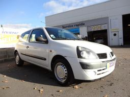 RENAULT CLIO II CAMPUS SOCIETE 1.5 DCI 65 AIR